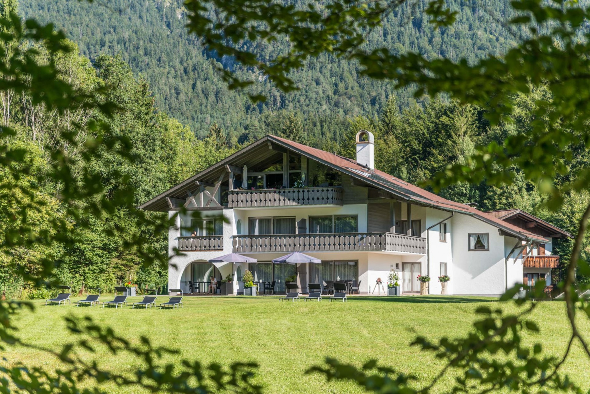 Buchenhof - Hotel & Apartments Grainau